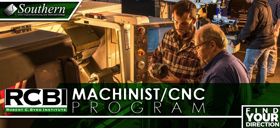 RCBI & Southern announce new machining programs in Mingo, McDowell